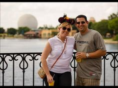 Minnie ears!  #epcot