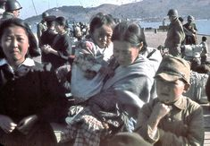 Refugees: Fusan 1945, now named Busan