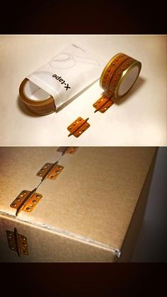 Best tape ever // via @Raja Timihiri Timihiri Sandhu | Design + Strategy™