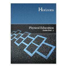 Horizons PreK-2nd Grade Physical Education