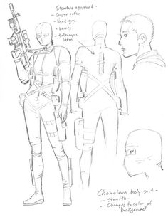 Concept Art and Character Sheets. Curated by Roho Character Sheet, Character Modeling, John Romita Jr, Body Sketches, Body Reference, Body Poses, Drawing Base, Dark Matter, Dark Night