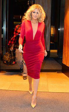 Khloe Kardashian's winter wardrobe: ON POINT.