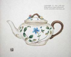 Korean Art, Asian Art, Flora Danica, Korean Painting, Asian Paints, Korean Traditional, Kintsugi, Tattoo Sketches, Graphic Illustration
