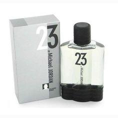 23 Cologne BY MICHAEL JORDAN 3.4 oz (100 ml.) Eau De Cologne Spray for Men NIB #MICHAELJORDAN