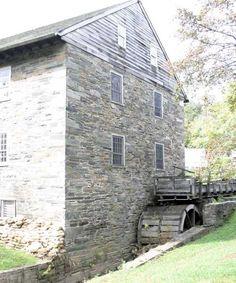 Pierce Mill @ Washington DC
