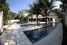 Casa para alugar que o FHits alugou pelo AlugueTemporada | Casa de praia | Casa com piscina | Piscina | Quintal | Coqueiros
