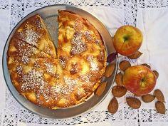 apfel marzipan kuchen
