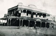 The All Nations Hotel in Kalgoorlie was associated with two race riots in Kalgoorlie. This article looks at its history Devon Hotels, Cornwall Hotels, Local Hotels, Boarding House, Australia Day, Old Stone, Old Building, Bouldering, The Locals