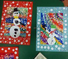 img_2253 Winter Art, Art For Kids, Kids Rugs, Frame, How To Make, School Ideas, Home Decor, Winter Time, Recipes