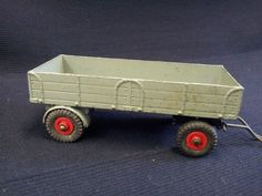 DINKY TOYS FODEN TRAILER