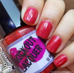 Knockout Lacquer It's All Over