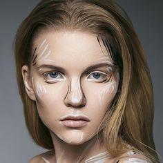 Na koniec tygodnia kilka zdjęć Beauty Modelka: @ankazarzyckaa  Make-up: @jenny_prankster |  #hajdukphoto #hajdukphoto_beauty #advertising #cosmetics #makeup  #warsaw #warszawa