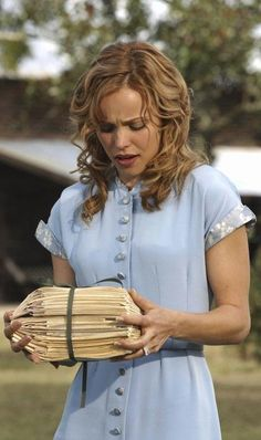 Rachel McAdams ♥ The Notebook one letter for every day of the year  Bradley Witham