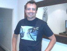 Our Treefire T-shirt by a customer in Australia