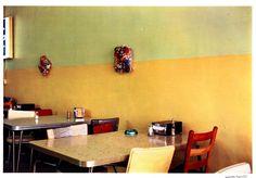 William Eggleston, Untitled (Yellow Café), 1976/ 2001