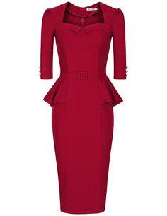 www.amazon.com gp aw d B01GYLKQ70 ref=mp_s_a_1_9?ie=UTF8&qid=1489648271&sr=8-9&pi=AC_SX236_SY340_FMwebp_QL65&keywords=Womens+1950s+Vintage+Dress+pencil