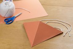 How to Make a Construction Paper Beak