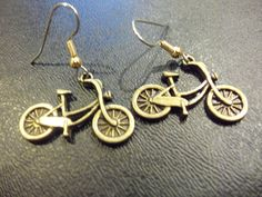 I want these since I lost my last bicycle earrings
