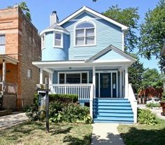 Adorable Skokie home, built in 1901. #DreamHome