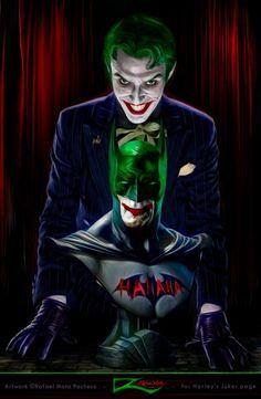 Batman vs. Joker on Pinterest | Jokers, Batman and The Joker