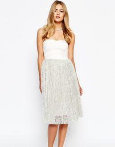 River Island Bandage Prom Dress