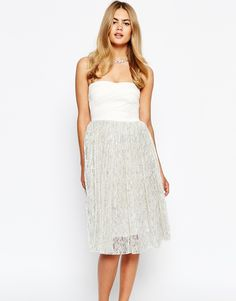 River Island Bandage Prom Dress