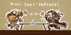 Ping Pong Partners! Based on this post. I just...