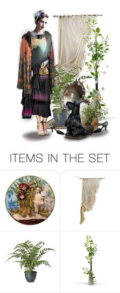 """""""Show Me Your Art Deco Dolls"""" by jcmp ❤ liked on Polyvore featuring art"""