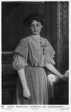 Princess Patricia of Connaught.
