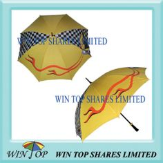 F1 Formular 1 Advertising Golf Umbrella