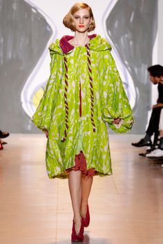 Tsumori Chisato Fall 2014 Ready-to-Wear Collection Slideshow on Style.com