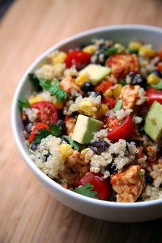 All those colors http://www.fitsugar.com/... Check out more recipes like this! Visit yumpinrecipes.com/