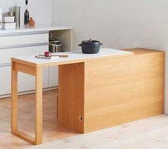 идеи стола для маленькой кухни #mobilehomedecorating