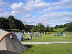 ACSI Eurocampings | Campsite Hawkshead Hall Farm | England - Cumbria - United Kingdom. Price: 23 lbs.