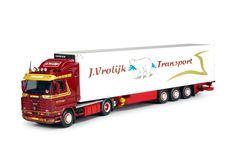 Vrolijk | Tekno schaalmodellen vrachtwagens