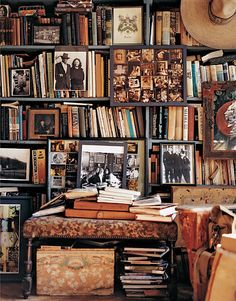 Clutter is awesome when its comprised of books