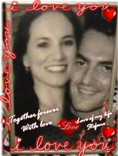 <3 I LOVE YOU LOVE OF MY LIFE STEFANO <3 AMORE MIO <3  I LOVE YOU <3 WITH ALL MY HEART <3 WITH LOTS OF LOVE <3 I LOVE YOU ALL <3 TU IL MIO SPOSO <3 IO TUA SPOSA <3 NOI INSIEME <3 PER SEMPRE <3 CON AMORE <3 YOURS <3 ELIZABETH PRINO <3
