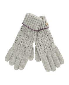 Large image of Full Finger Gloves - fatface