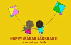 Makar Sankranti also known by the name of Pongal in South India and Maghi in Punjab is among the most auspicious occasions celebrated by Hindus in all parts of India as well as Hindu communities such as Nepal and others. Happy Sankranti Images, Happy Sankranti Wishes, Happy Makar Sankranti, Flex Banner Design, Sign Board Design, Free Wedding Invitation Templates, Wedding Invitation Card Template, Makar Sankranti Wallpaper, Sankranthi Wishes