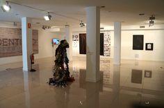 """Exposición """"El barco de Teseo"""" Sala Amadís. Injuve #Madrid #artecontemporáneo #contemporaryart #arteespañol #exposiciones #Arterecord 2015"""