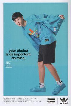 #blue #supercolor #Bankthiti #adidas