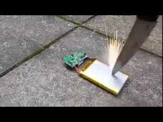 Explosión Bateria Celular