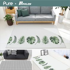Bumper Playmat   PURE Botanical (size M12) Pre Order