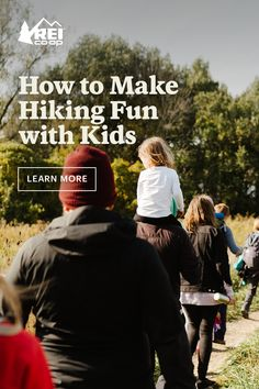 Getting kids into the great outdoors is important. But sometimes it's harder than expected. Here are our 15 tips to make hiking fun for them too. Backpacking Tips, Hiking Tips, Hiking Spots, Outdoor Fun, Outdoor Camping, Rei Camping, Photography North Carolina, Hiking Training, Hiking With Kids