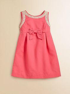 Lilly Pulitzer Kids - Toddler's & Little Girl's Mini Evie Dress - Saks.com