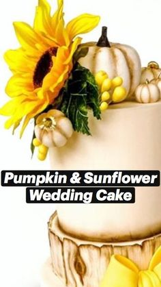 Themed Wedding Cakes, Fall Wedding Cakes, Themed Cakes, Satin Ice Fondant, Gum Paste Flowers, Modeling Chocolate, Sugar Flowers, Autumn Theme, Cake Decorating