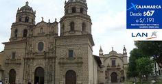 #CyberMami. Oferta a #Cajamarca con #LAN. Regulaciones y compras en http://landing.costamar.com/Vuelos/Lima/Cajamarca