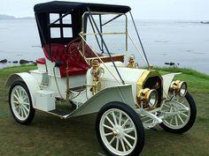 Buick del coche antiguo - 1909 Buick Modelo F
