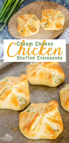 Five Approaches To Economize Transforming Your Kitchen Area Chicken Cream Cheese Croissants - Devour Dinner. Cream Cheese And Shredded Chicken Filled These Flaky Croissants. They Are Packed Full Of Flavor And So Delicious. Eat up Dinner Will Help You Find Chicken Croissant, Cheese Croissant, Croissant Dinner Recipe, Crescent Roll Recipes, Chicken Crescent Rolls, Cream Cheese Chicken, Creamed Chicken, Cream Cheese Stuffed Jalapenos, Eating Clean