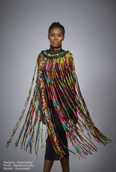 African Print Dresses, African Dress, African Prints, African Accessories, African Jewelry, African Necklace, Accessories Shop, Fashion Accessories, African Traditions